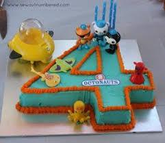 octonauts birthday cake 9 best cake images on 4th birthday kid birthday cakes