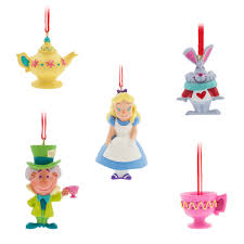 in sketchbook mini ornament set shopdisney