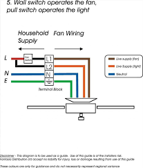 wiring a ceiling fan with no wall switch integralbook com
