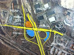 Garden State Parkway Map by Why Was A Full Parkway Interchange To Route 18 Never Built Nj Com