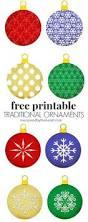 diy holiday tree ornaments with free printable xmas pinterest
