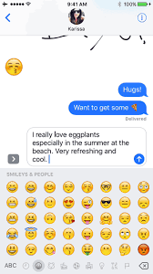 Memes For Iphone Texts - the 15 best features in ios 10 in gifs