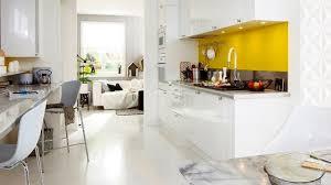 comment aménager une cuisine en longueur côté maison
