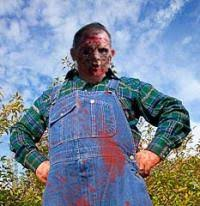 Farmer Halloween Costumes Halloween Scary Disgusting Masks