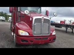 2010 kenworth trucks for sale 2010 kenworth t600 for sale youtube