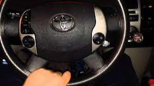 lexus wheels on prius 06 prius steering wheel horn issue youtube
