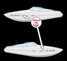 ohio boat operators guide registration u0026 titling requirements