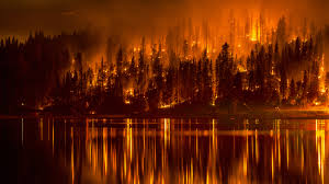 Wildfires California September 2015 by California Fires Npr