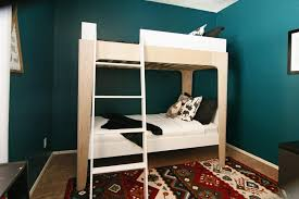 Plywood Bunk Bed Top Diy Modern Plywood Bunk Bed Building Plans Pictures Interior
