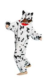 Dalmatian Costume Bcozy Cushi Dalmatian Costume For Adults Costumes Wigs Theater