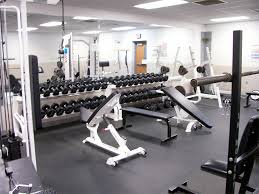 outdoor weight room at home interior designing