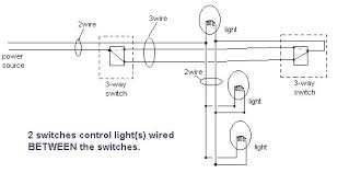 3 way light switch wiring schematic circuit and schematics diagram