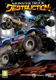 monster truck car racing games monster truck destruction windows mac game indie db