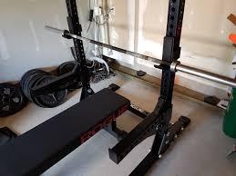 Monster Bench Garage Gym 2 0 The Iron Den