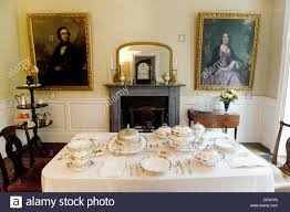 georgian home interiors georgian house interior the dining room rosehill house the