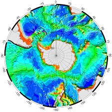 Southern Ocean Map Construction Of Circum Antarctic Paleobathymetry To 30 South