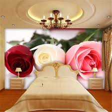 Romantic Bedroom Ideas With Rose Petals Online Buy Wholesale Large Paper Roses From China Large Paper