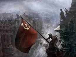 Soviet Russian Flag Soldiers War Russia Ussr Soviet Russian Flag 1280x960 Wallpaper