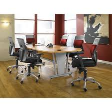 ofm tempered glass conference table stainless steel ofm glass steel conference table free shipping today overstock
