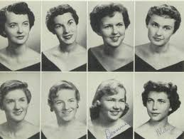 find high school yearbook 26 best class of 1956 images on high school yearbook