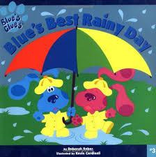 bookbest children u0027s books baby 3 blue u0027s clues