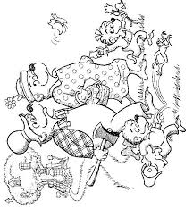 9 berenstain bears images coloring books