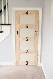 Doors Interior Design by Diy Shaker Door Shaker Doors Slab Doors And Plywood