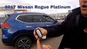 nissan rogue vs rogue select 2017 nissan rogue sl platinum in depth walk around and changes