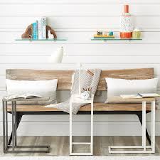 Container Store Bookcase White C Table The Container Store