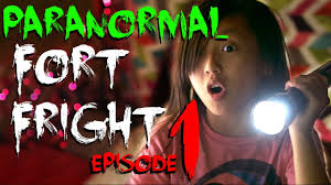 paranormal fort fright freshly cut red rose episode 1