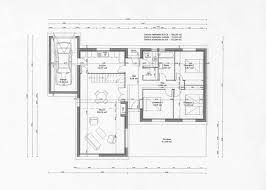 maison 5 chambres plan maison 5 chambres chambres avec des couleurs plan de maison