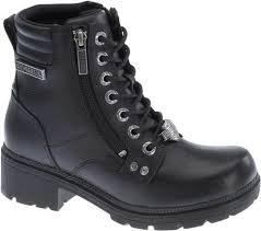 womens boots harley davidson harley davidson s inman mills 5 25 motorcycle boots d83877
