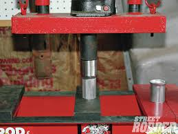 Welders Bench - tips for building a welding table rod network
