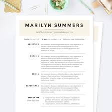classic resume template word these classic resume template for