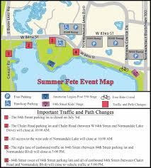 Garden State Plaza Map by Summer Fete Monday July 3 City Of Bloomington Mn