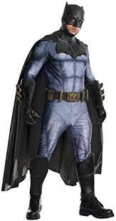 Superman Halloween Costumes Adults Amazon Rubie U0027s Men U0027s Batman Superman Dawn Justice Grand