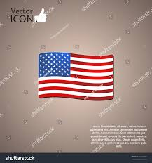 Flags Made In Usa United States Flag Made Vector Stock Vector 221220583 Shutterstock