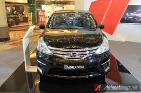 Interior All New Grand Livina New Nissan Grand Livina Highway Star Autech Officially Launched