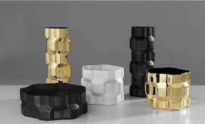 modern and designer italian vases and centerpieces driade