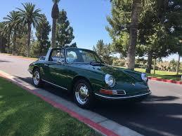 1968 porsche 911 targa for sale 1968 porsche 912 window targa german cars for sale