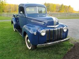 Vintage Ford Truck Vin Decoder - 1945 to 1947 ford pickup for sale on classiccars com 10 available