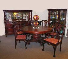 antique dining room tables mahogany dining room set ebay