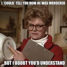 Angela Lansbury Meme - community post 16 reasons you must revisit murder she wrote