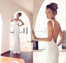satin wedding gowns discount simple julie vino 2014 sheath