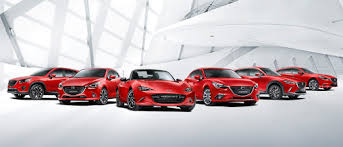 how are mazda showcasing the latest mazda car videos from the mazda range