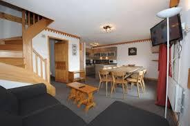 location appartement 4 chambres les côtes d or chalet bossons les menuires location vacances ski
