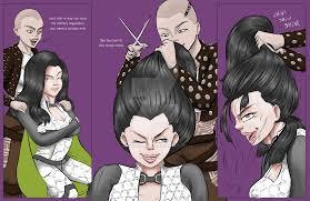 anime haircut story headshave explore headshave on deviantart