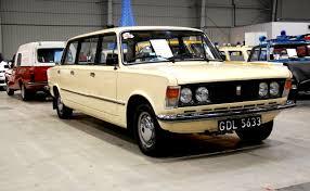 volvo trucks history fiat 125p jamnik jpg 2574 1590 limousines italiennes pinterest