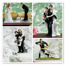 themed wedding cake toppers stress away bridal jewelry boutique sports wedding cake toppers