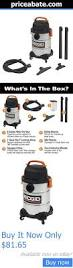 Hoover Garage Vacuum Wall Mounted 19 Best Outdoor Vacuums Images On Pinterest Dry Vacuums Baby